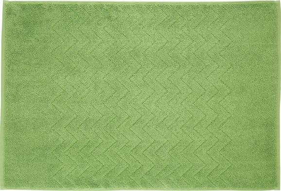 Badematte Peter Grün - Grün, Textil (50/70cm) - MÖMAX modern living