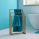 Handtuchhalter Mirella - MODERN, Holz (48/80/16cm) - Modern Living