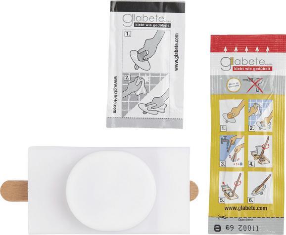 Klebstoff Accessoires, ca. 200ml - Weiß - Mömax modern living