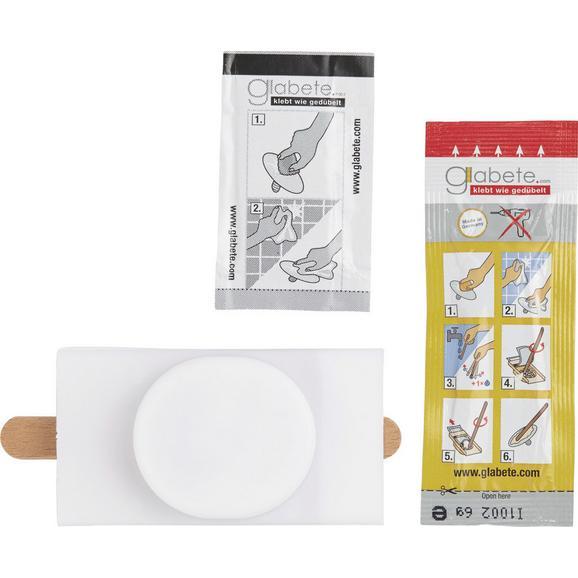 Klebstoff Accessoires ca. 200ml - Weiß - Mömax modern living