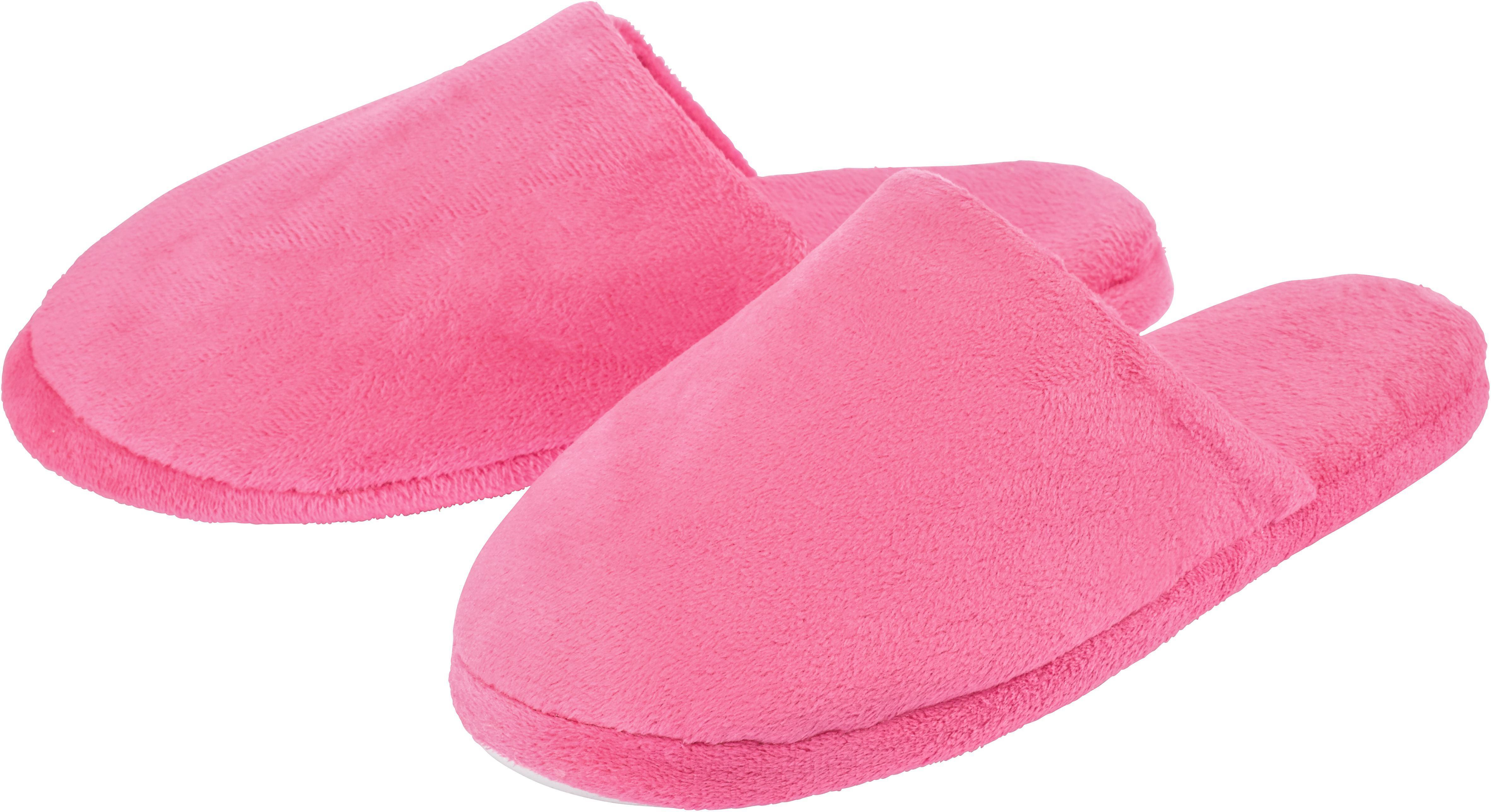 Copati Za Goste Lisi - petrolej/roza, tekstil - MÖMAX modern living