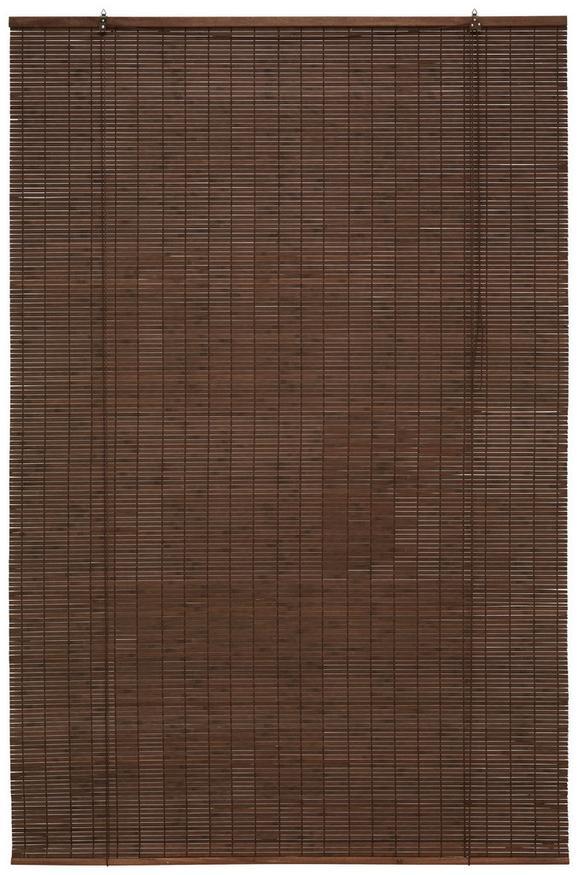 Rolo Woody - temno rjava, Trendi, les (120/180cm) - Mömax modern living