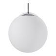 Hängeleuchte Balla max. 60 Watt - Opal, KONVENTIONELL, Glas/Metall (30/32cm) - Mömax modern living