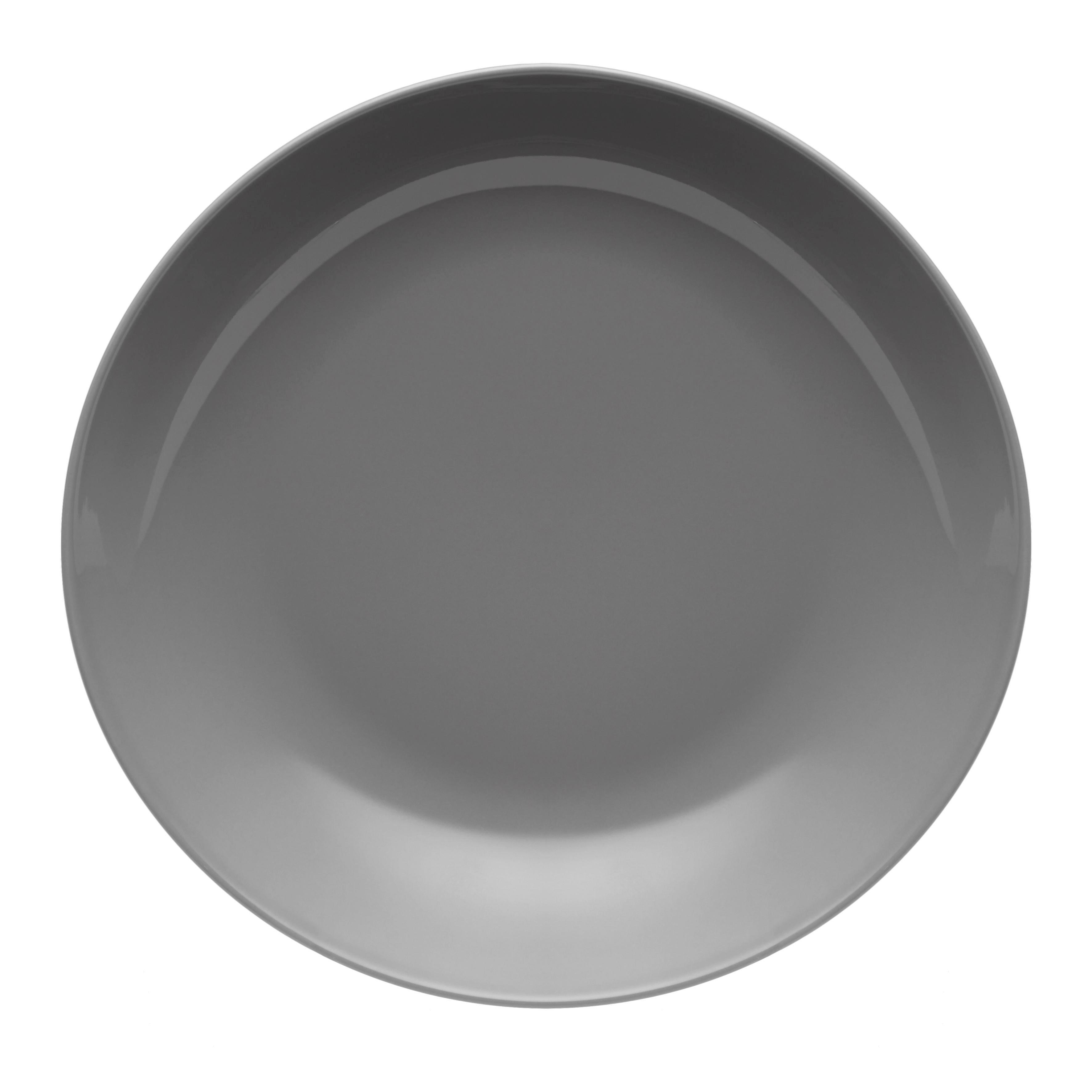 Suppenteller Sandy in Grau aus Keramik - Grau, KONVENTIONELL, Keramik (20/3,5cm) - MÖMAX modern living