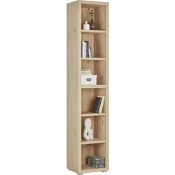 regal in sanremo eiche modern holz 44 220 36cm