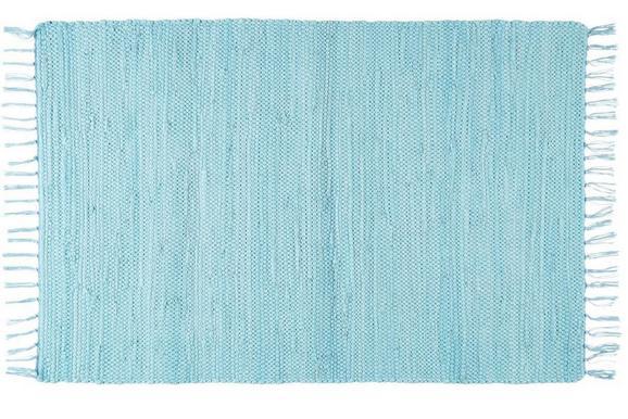 Krpanka Julia - svetlo modra, Romantika, tekstil (60/90cm) - Mömax modern living