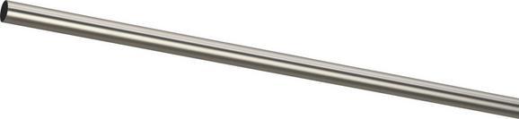 Rúdkarnis Run - krómszínű, fém (1,6/160cm) - MÖMAX modern living