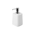 Folyékonyszappan-adagoló Lilo - Fehér, modern, Műanyag (8,38/8,38/16,38cm) - Mömax modern living