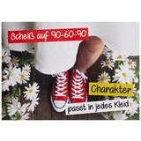 Postkarte Jedes Kleid - Multicolor, Papier (14,8/10,5cm)