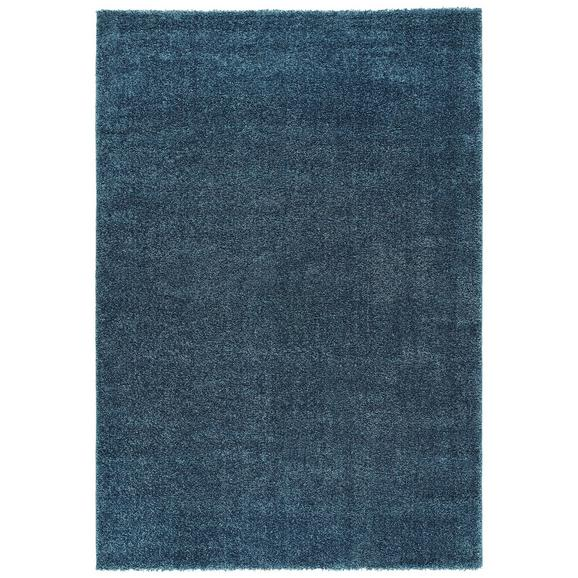 Webteppich Rubin in Blau ca.120x170cm - Blau, MODERN (120/170cm) - Mömax modern living