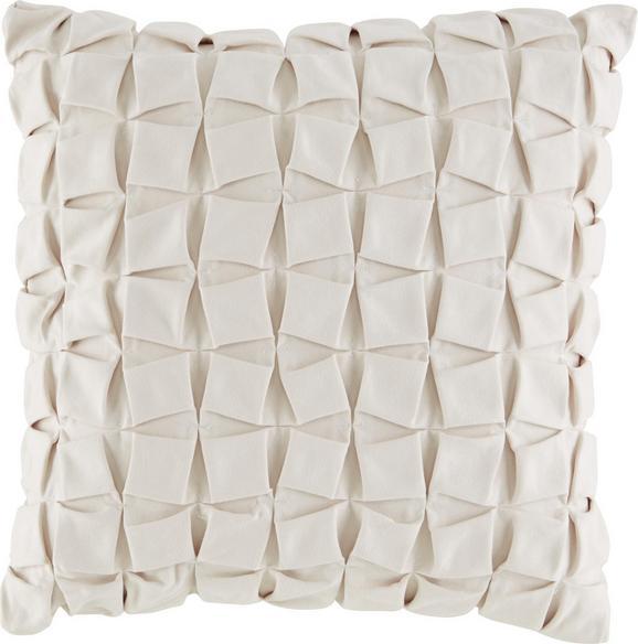 Díszpárna Cube - Fehér, Textil (45/45cm) - Mömax modern living