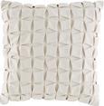 Okrasna Blazina Cube - bela, tekstil (45/45cm) - Mömax modern living