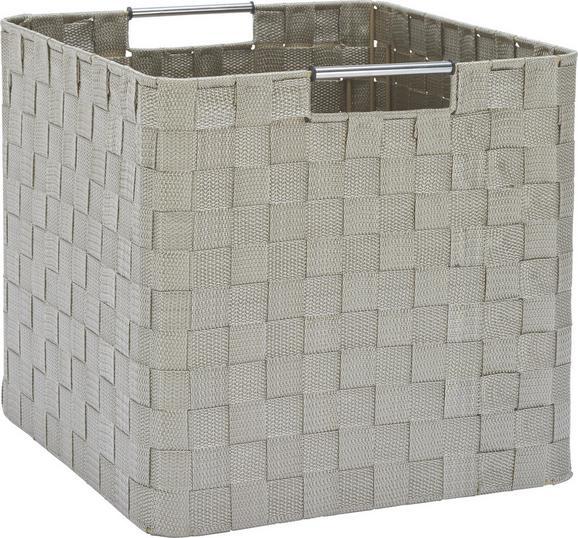 Košara Suse - L - krem, kovina/umetna masa (29/31/31cm) - Mömax modern living