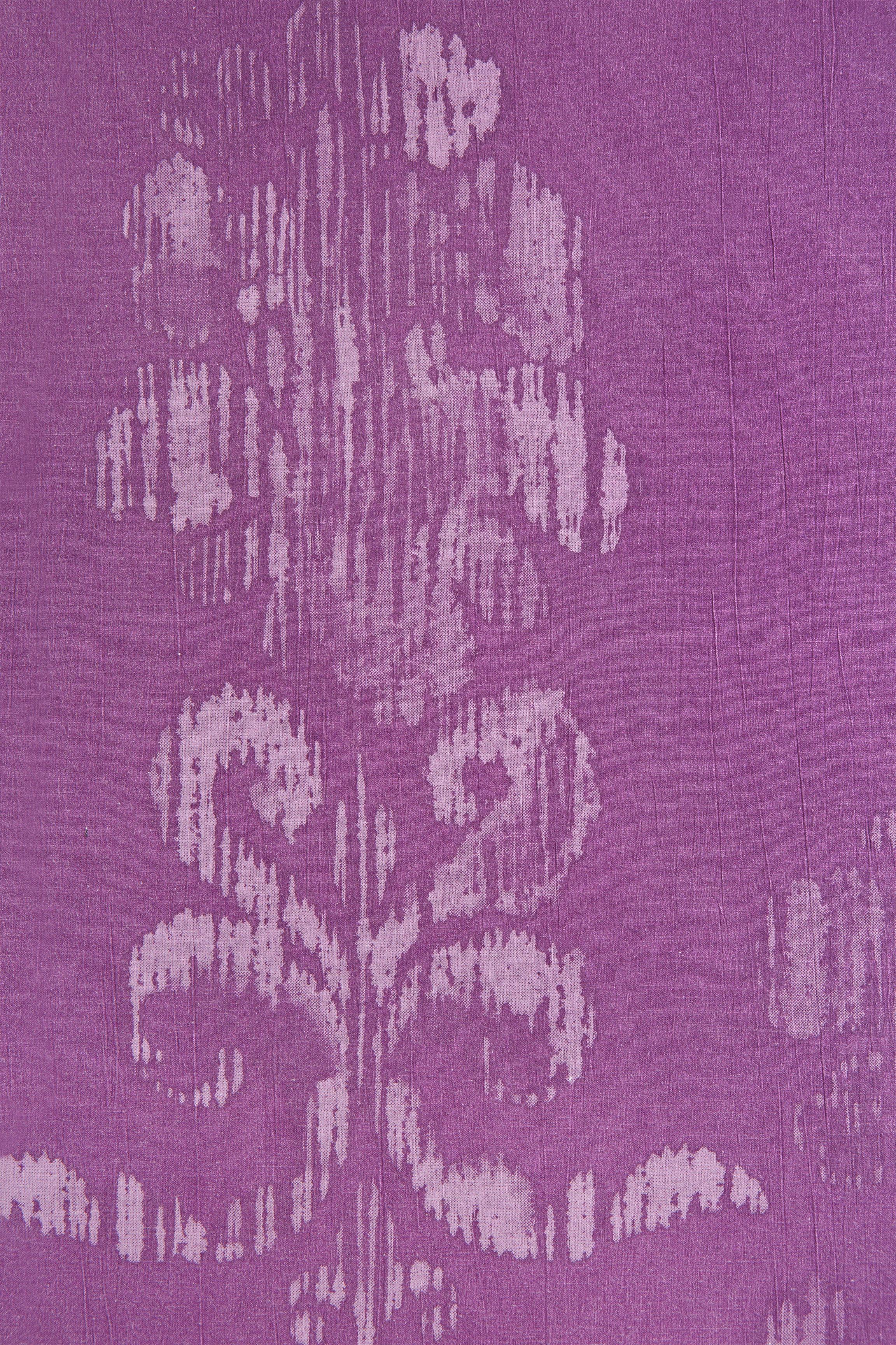 Bettwäsche Lucia in Lila ca. 135x200cm - Lila, ROMANTIK / LANDHAUS, Textil (135/200cm) - MÖMAX modern living