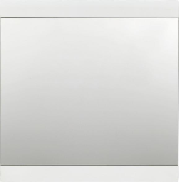 Spiegel ca. 84x86x2cm - Weiß, MODERN, Holz/Holzwerkstoff (84/86/2cm) - Premium Living