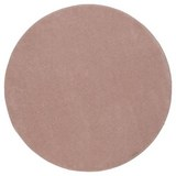 Tuftteppich Mailand in Rosa Ø ca. 133cm - Rosa, MODERN, Textil (133/133cm) - Modern Living