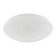 Stropna Led-svetilka Missy - bela, Moderno, kovina/umetna masa (29/9cm)