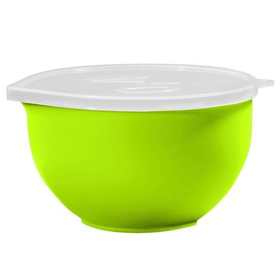 Posoda Za Mešanje Kaija - prosojna/svetlo zelena, umetna masa (0,4l) - Mömax modern living