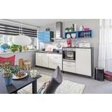 Kuhinjski Blok Win - turkizna/antracit, Moderno (302,5cm)
