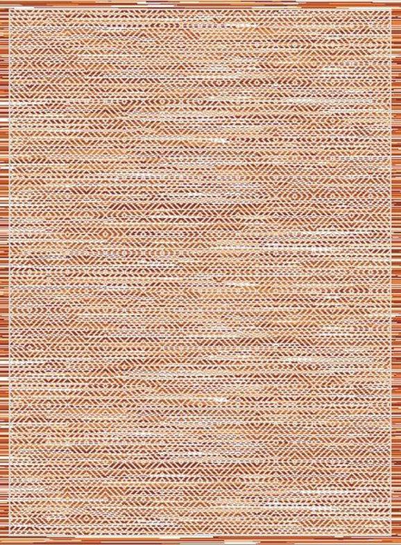 Ravno Tkana Preproga Maxima 3 - rdeča, Moderno, tekstil (200/250cm) - Mömax modern living