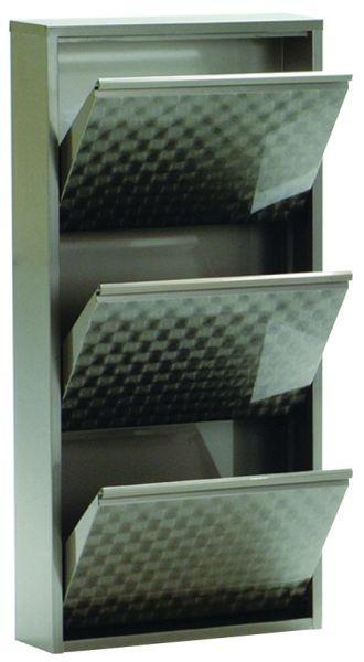 Omara Z Loputami Za Čevlje Flex 3 - Trendi, kovina (50/103/15cm)