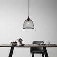 Pendelleuchte Kiara - Schwarz, MODERN, Metall (32/130cm) - Modern Living