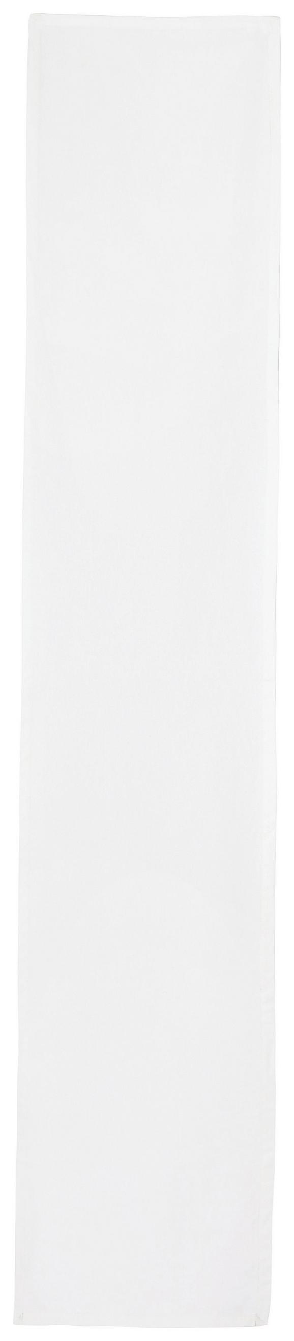 Asztali Futó Steffi Extra Méret - fehér, textil (45/240cm) - MÖMAX modern living