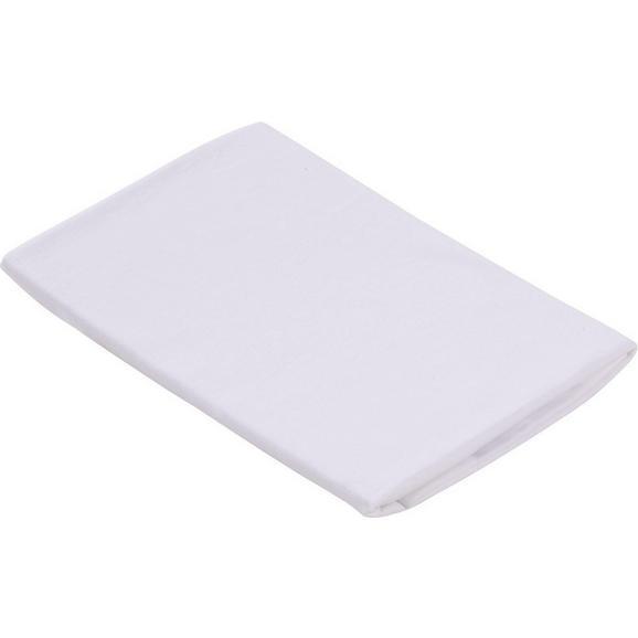 Párnahuzat Basic - Fehér, Textil (40/80cm) - Mömax modern living