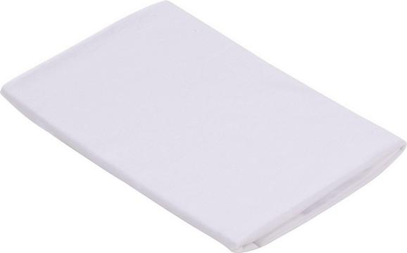 Prevleka Blazine Basic - bela, tekstil (40/80cm) - Mömax modern living