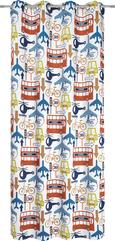 Verdunkelungsvorhang Traffic, ca. 135x245cm - Multicolor, Textil (135/245cm) - MÖMAX modern living