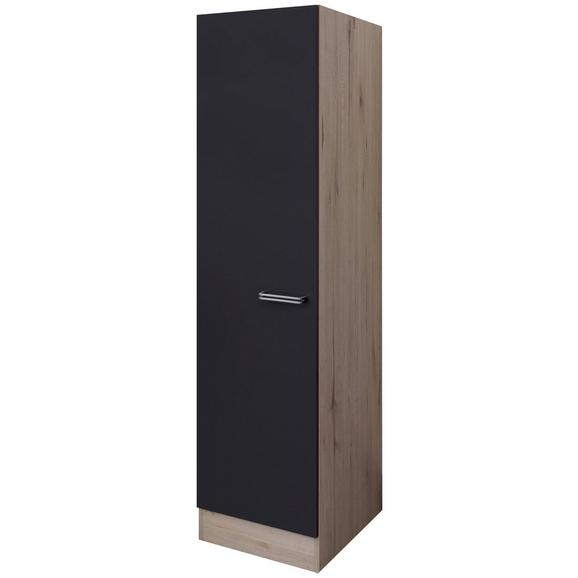 geschirrschrank anthrazit eiche online kaufen m max. Black Bedroom Furniture Sets. Home Design Ideas