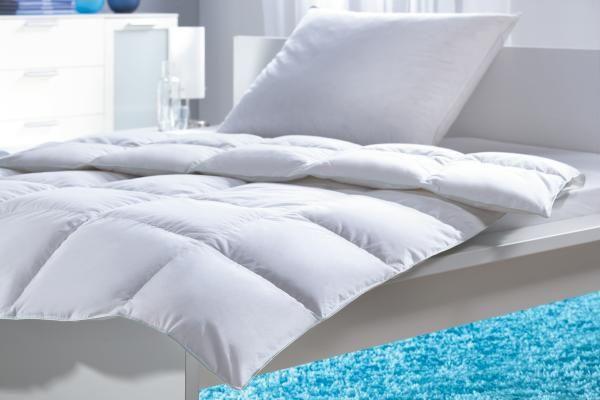 Prešita Odeja Modern - bela, tekstil (135/200cm) - MÖMAX modern living