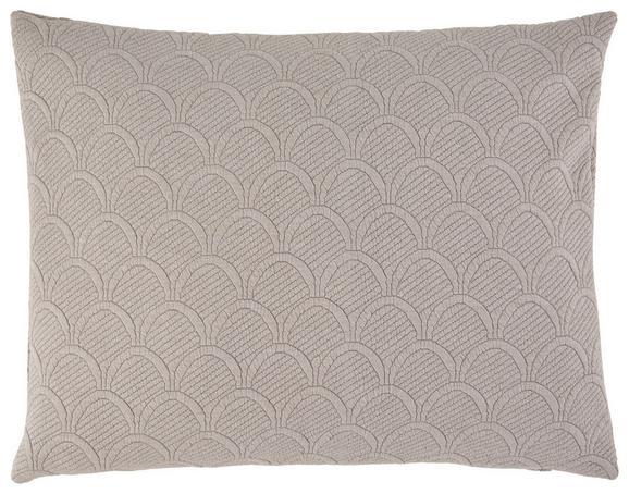 Díszpárna Bilbao - szürke, textil (40/50cm) - MÖMAX modern living