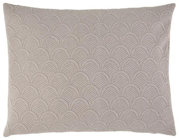 Zierkissen Bilbao in Grau,  ca. 40x50cm - Grau, Textil (40/50cm) - Mömax modern living
