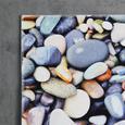 Teppich Digitaldruck Stein 70x130cm - Multicolor, Textil (70/130cm) - Mömax modern living