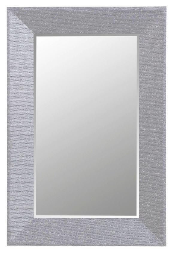 Wandspiegel ca. 80x120x5cm - Silberfarben, LIFESTYLE, Glas/Holzwerkstoff (80/120/5cm) - Mömax modern living