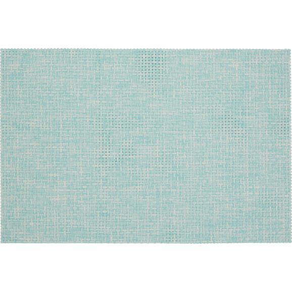 Tischset Stefan Mintgrün - Mintgrün, Kunststoff (45/30cm) - Mömax modern living