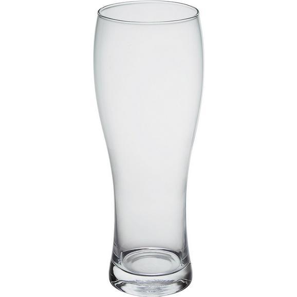 Weizenbierglas Hans ca. 500ml - Klar, Glas (8,1/21,3cm) - Mömax modern living
