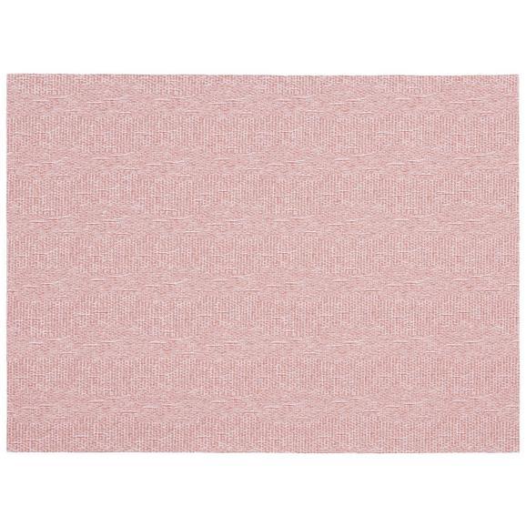 Étkezési Alátét Mary - Rózsaszín, Basics, Műanyag (33/45cm) - Mömax modern living