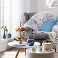 Okrasna Blazina Malmö - modra, tekstil (45/45cm) - Mömax modern living
