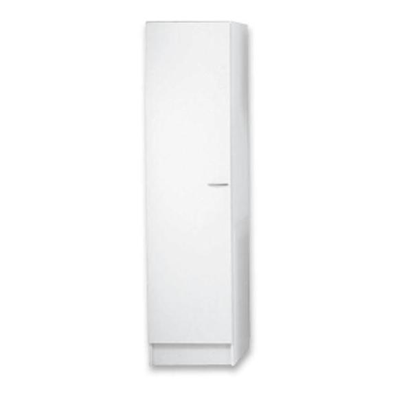 Dulap De Vase Speed  Ge 50-50 W - alb, Modern, compozit lemnos (50/200/47cm)