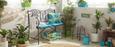 Okrasna Blazina Green Leaf - večbarvno, tekstil (40/40cm) - MÖMAX modern living