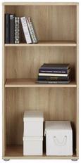 Regal Sonoma Eiche - MODERN, Holzwerkstoff/Kunststoff (54/111/34cm)