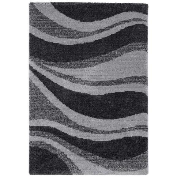 Covor Bergamo 2 - gri deschis, textil (120/170cm) - Modern Living