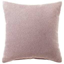 Zierkissen Opal in Rosa - Rosa, KONVENTIONELL, Textil (40/40/10cm) - Zandiara