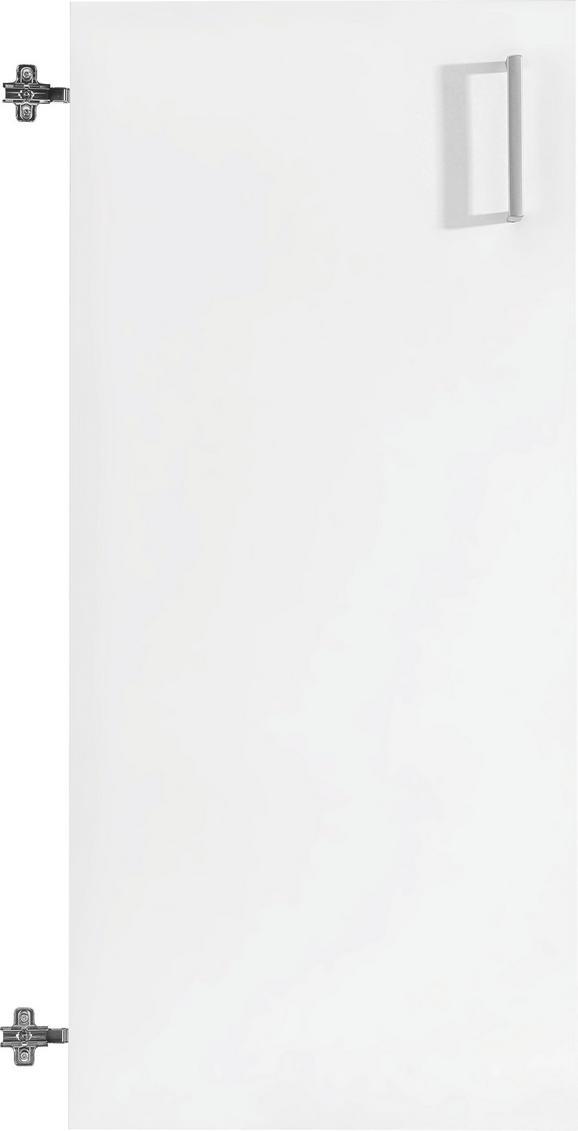 Tür in Weiß - Weiß, Holzwerkstoff/Kunststoff (43/96/1,5cm) - MÖMAX modern living