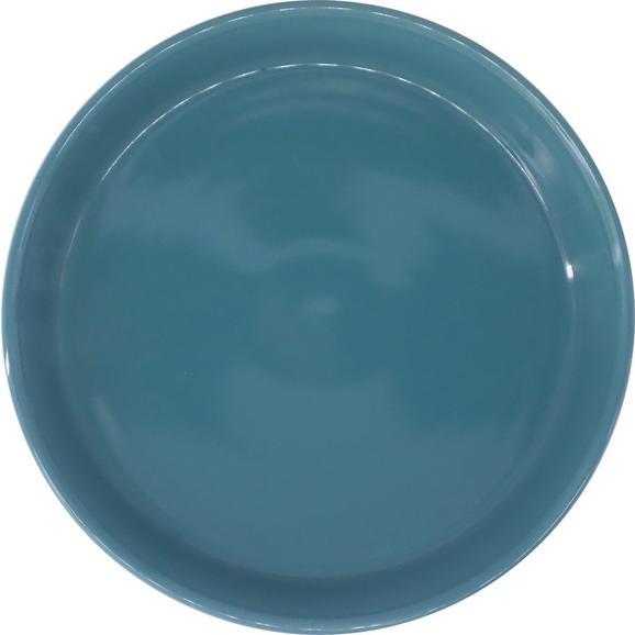 Suppenteller Merit in Petrol Ø ca. 21,3cm - MODERN, Keramik (21,3cm) - Premium Living