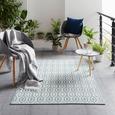 Covor Pentru Exterior Florida - albastru închis, Basics, textil (120/170cm) - Modern Living