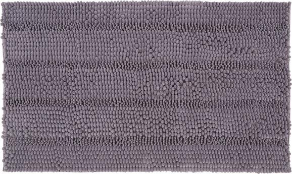 Badematte Uwe Anthrazit 70x120cm - Anthrazit, Textil (70/120cm) - Mömax modern living