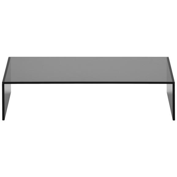 tv aufsatz glas online kaufen m max. Black Bedroom Furniture Sets. Home Design Ideas